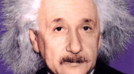 Discovering Einstein timeline
