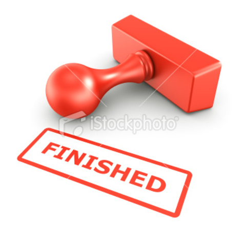 Finally Done!