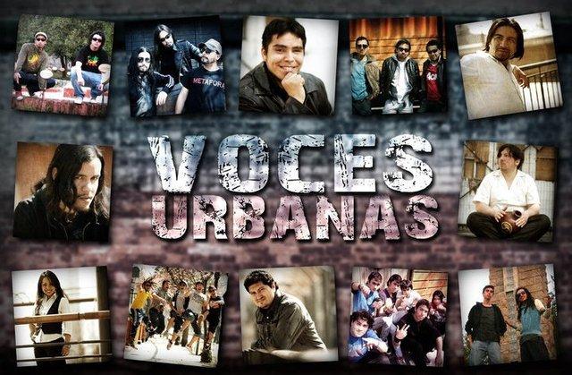 """Proyecto """"Voces Urbanas"""""""