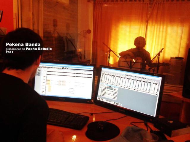 Finaliza grabación del disco