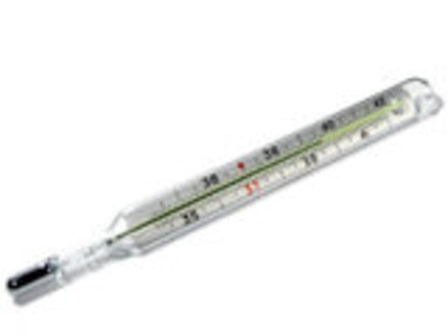 το πρώτο θερμόμετρο