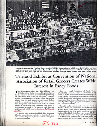First NASFT-Coordinated Convention
