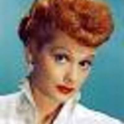 Lucille Ball timeline
