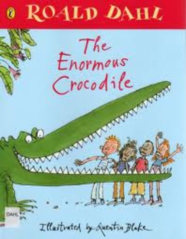 The Enormous Crocodile is published