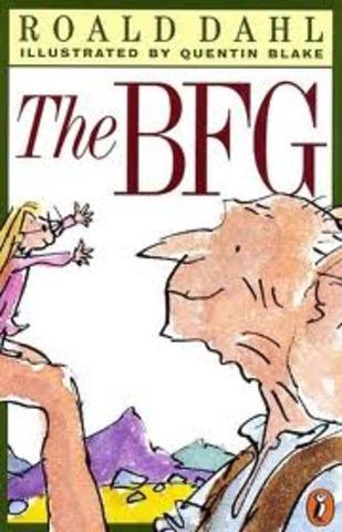 The BFG is published