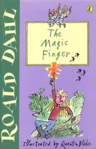 The Magic Finger is published.