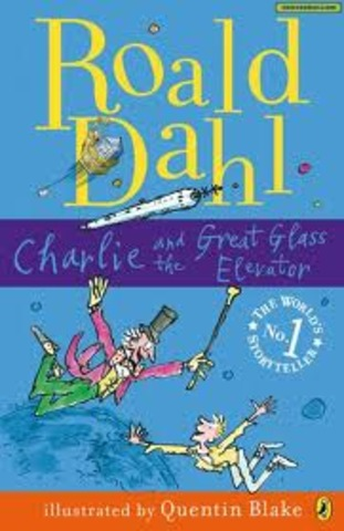 Charlie and the Great Glass Elevator is published