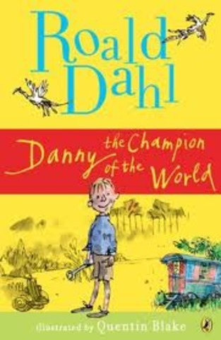 Danny, the Champion of the World is published