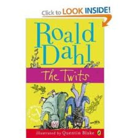 The Twits is published