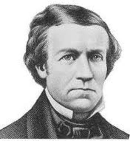 La siguiente patente fue expedida por el inventor William Austin Burn