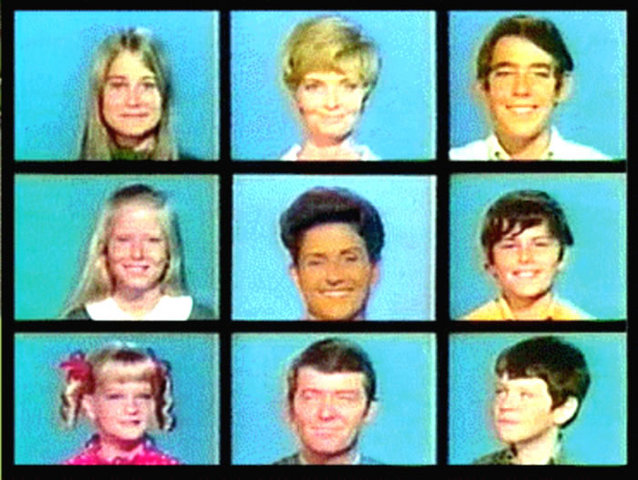 The Brady Bunch premiers