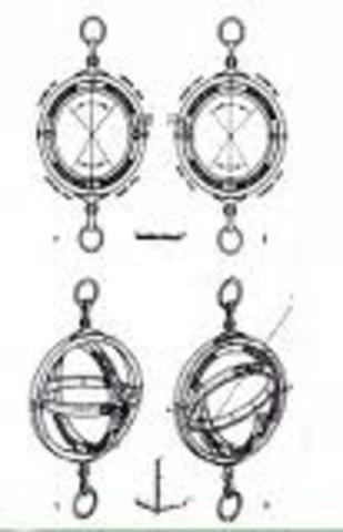 Χάλκινο φορητό ρολόι των Φιλίππων