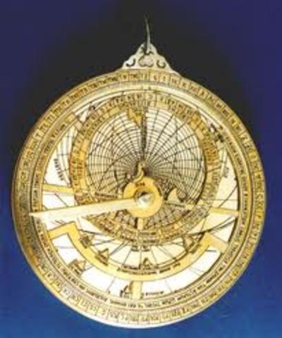 Βυζαντινός αστρολάβος