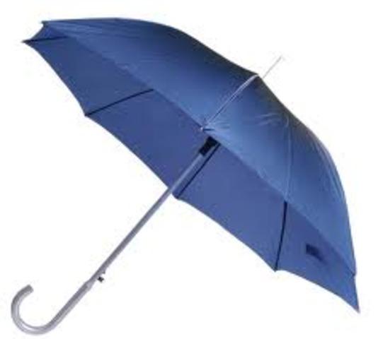 εφεύρεση ομπρέλας