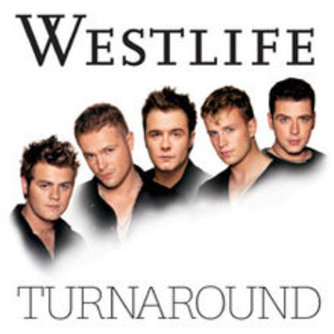 Westlife Turn around album is released.