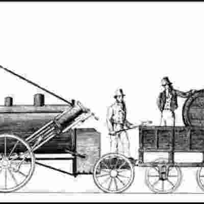 La revolución industrial timeline