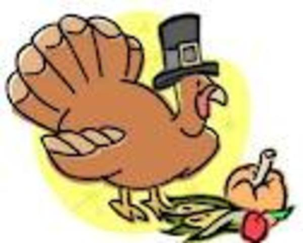 Thanksgiving is here!!!!