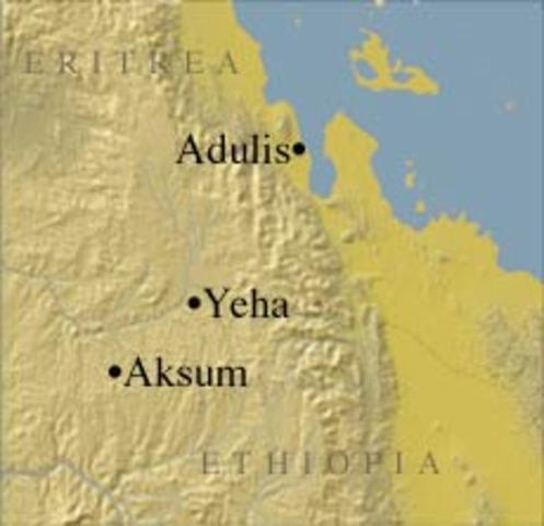 Aksum Falls with Adulis