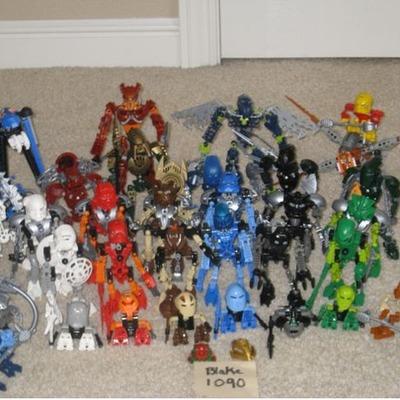 Bionicle Evolution timeline