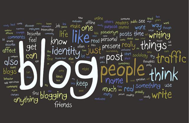 Heroes Blogging