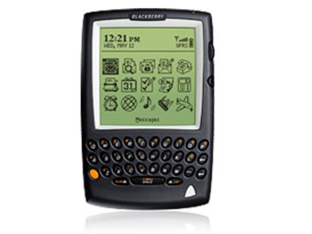 $500, BlackBerry 5810