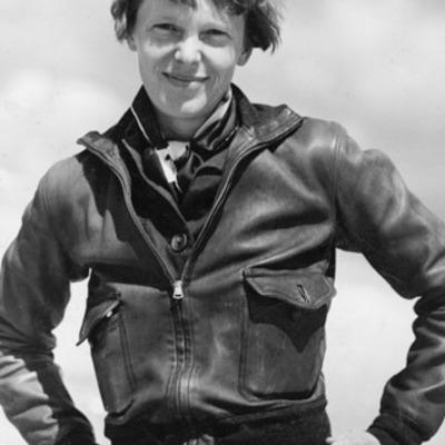 3- Amelia Earhart        Rachel McManamon timeline
