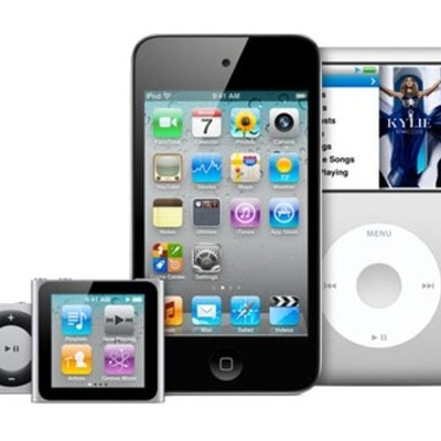 Timeline of the iPod