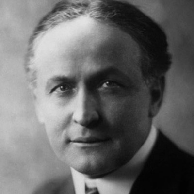 Harry Houdini timeline