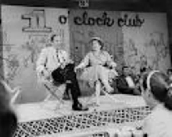 Dorothy Fuldheim Started Co-Hosting The One O'Clock Club