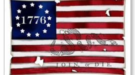The American Journey 1587-1825 timeline