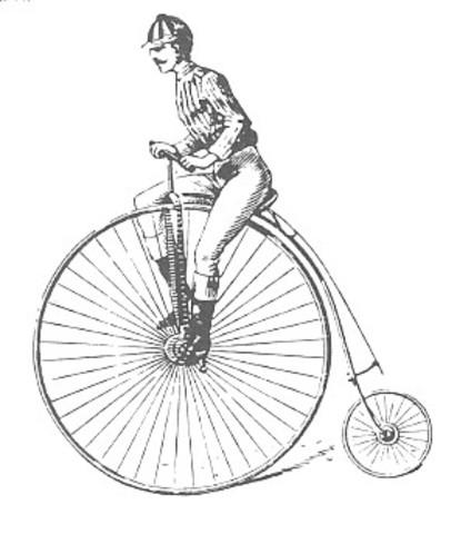 """Το 2ο Ποδήλατο """"Velocipede"""""""