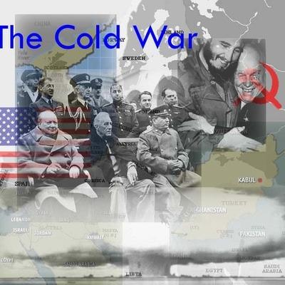 Dylan Edmonds, Kyle Zwawa,and Max Dalmas: The Cold War timeline