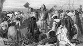 The Puritan People timeline