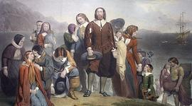 The Puritan Period timeline
