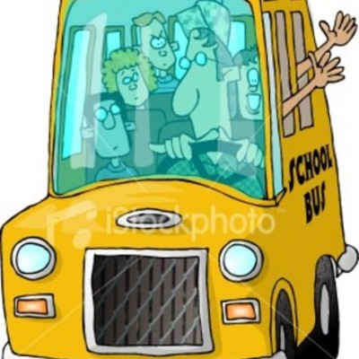 getting on the bus timeline