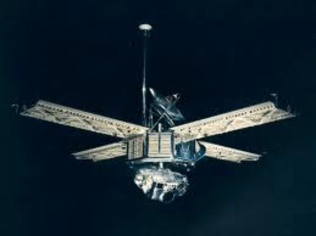 The United States launches Mariner 9, which becomes the first spacecraft to survey Mars from orbit.