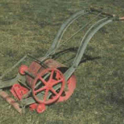 Timeline of the Lawn Mower