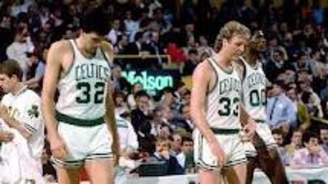 Boston Celtics timeline | Timetoast timelines