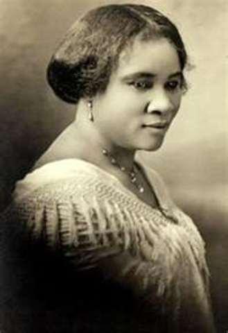 Madam C.J. Walkers birth