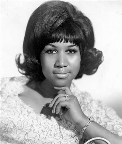 Aretha Franklin single I never loved a man