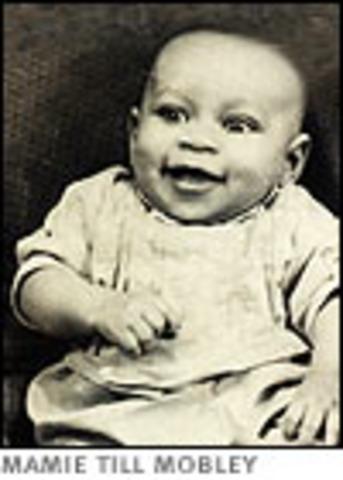 Emmett Till was born.