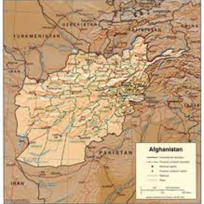 Bennett's Long Term View of Afghanistan timeline