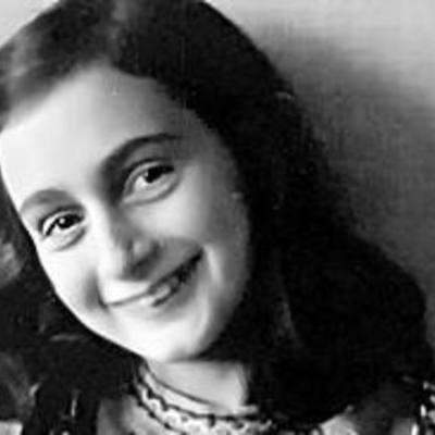 lifetime of Anne Frank timeline