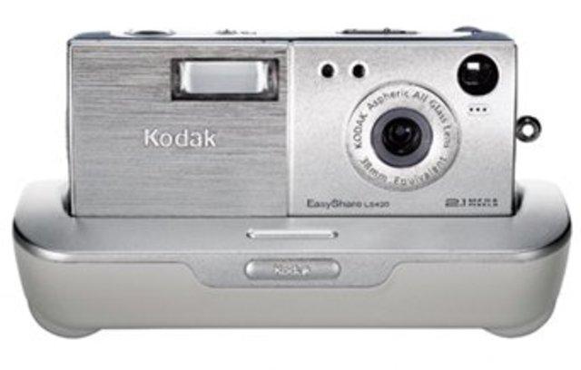 Kodak's Digital Camera History timeline   Timetoast timelines