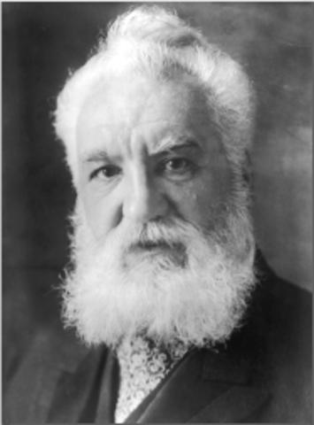 Alexander Graham Bell-telephone