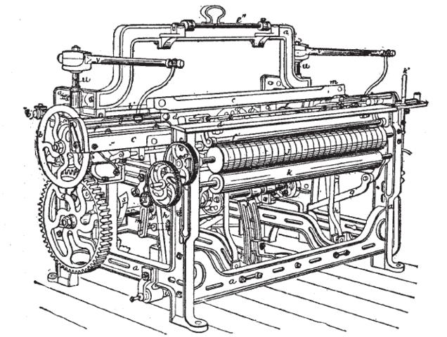 Edmund Cartwright- power loom