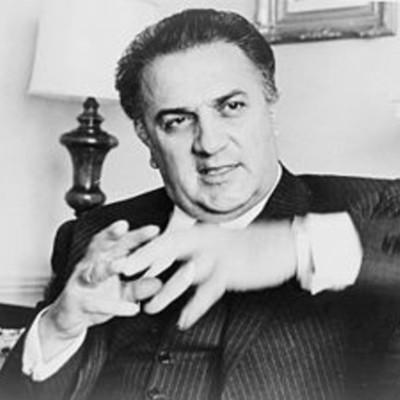 La vita e Federico Fellini timeline