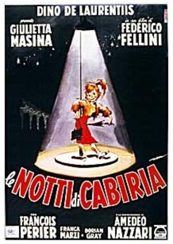 """""""Le notte di Cabiria"""""""