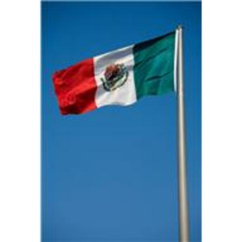 Mexico declares independence from Spain