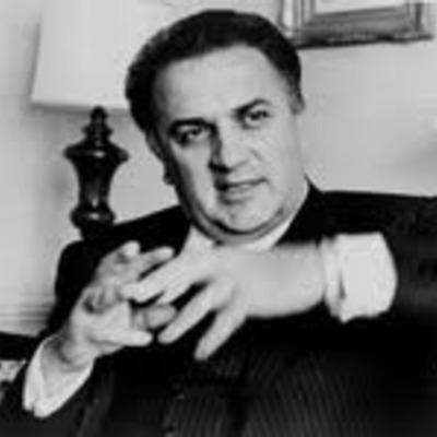 Federico Fellini timeline